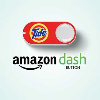 Amazon innove avec le Dash Button
