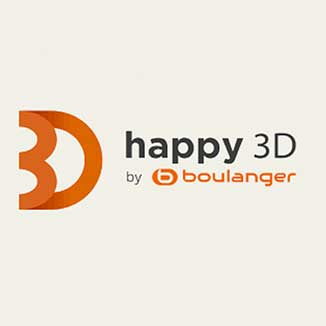 Happy3D, la plateforme Open source par Boulanger