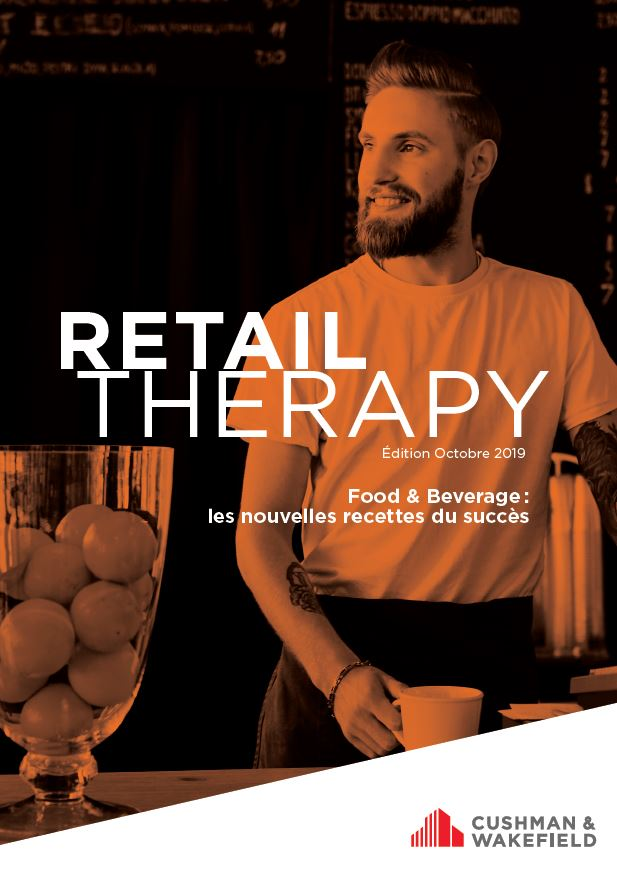 Retail Therapy 2019 - spécial Food & Beverage